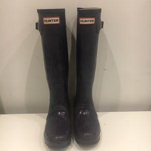 Hunter Tall Rain boots 💦☔️
